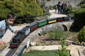 Jardin des Trains Ardéchois
