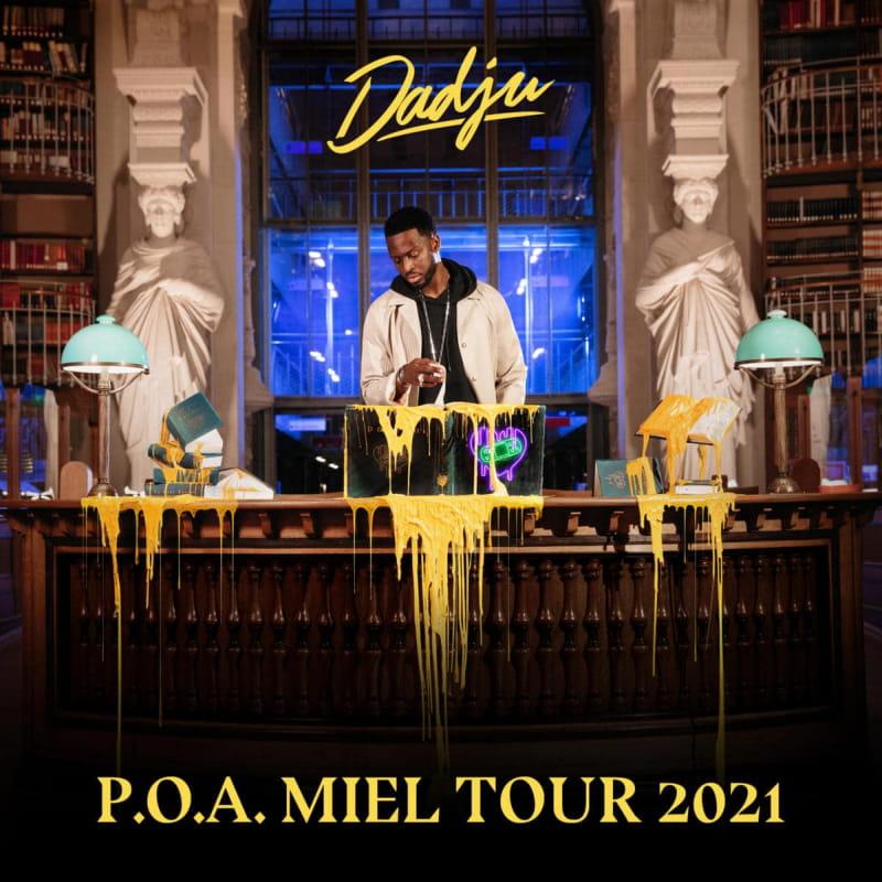 Dadju Poa Miel Tour