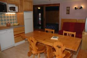 Coin cuisine et salle à manger