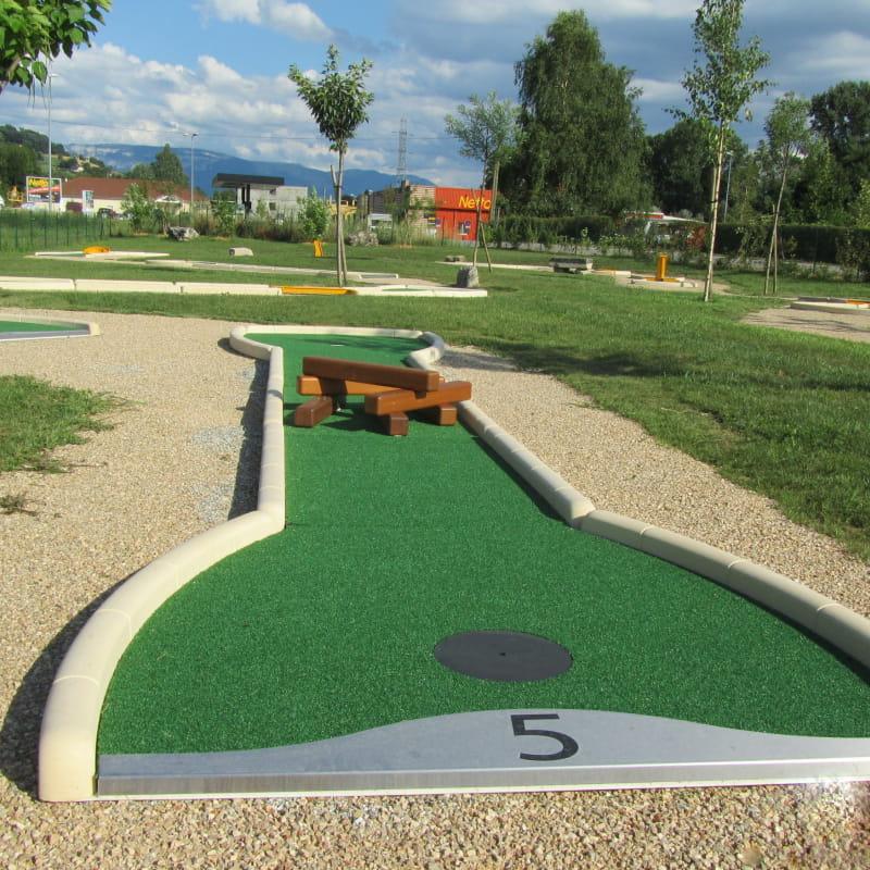mini-golf du Guiers
