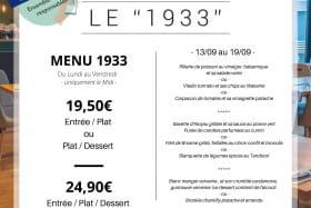 Brasserie Le 1933