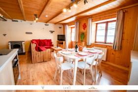 Appartement pour 6 personnes dans un chalet traditionnel