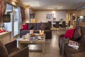 CGH Résidences & Spas Les Chalets d'Angèle - Appartement