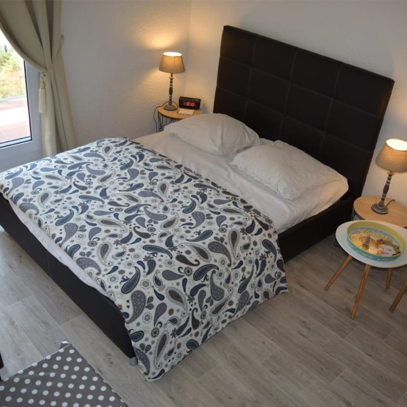 Meublé Les Mascareignes - 29 - Chambre
