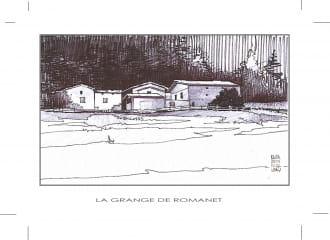 Chambre d'hôte La grange de Romanet