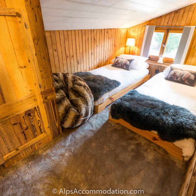 Offre spéciale pour la Cabine - Alps accommodation - remise de 30 %