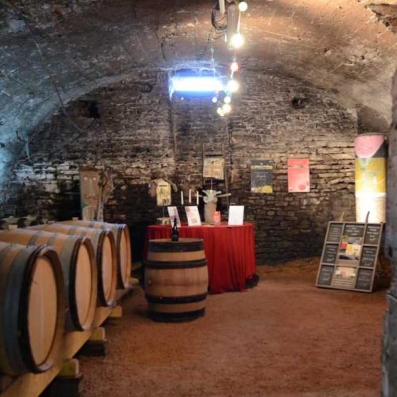 Visite-dégustation au Château de Buffavent
