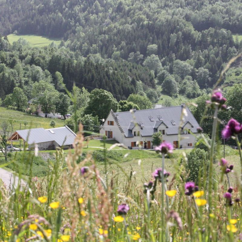 hotel Val Lachard- Vercors- été
