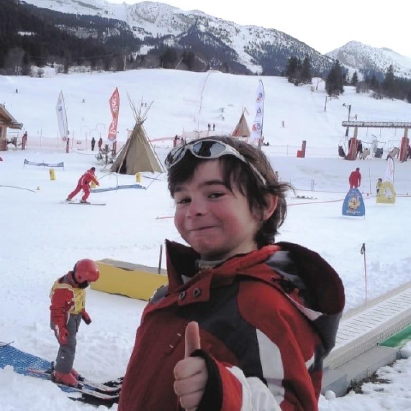 Pack mutliactivités ski/maison des enfants corrençon