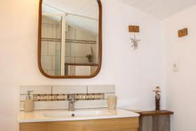 Salle de bain et wc privatifs