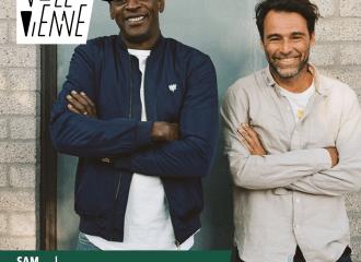 BRÉSIL : Seu Jorge & Rogê – Lucas Santtana (João Selva & Baptiste Herbin)