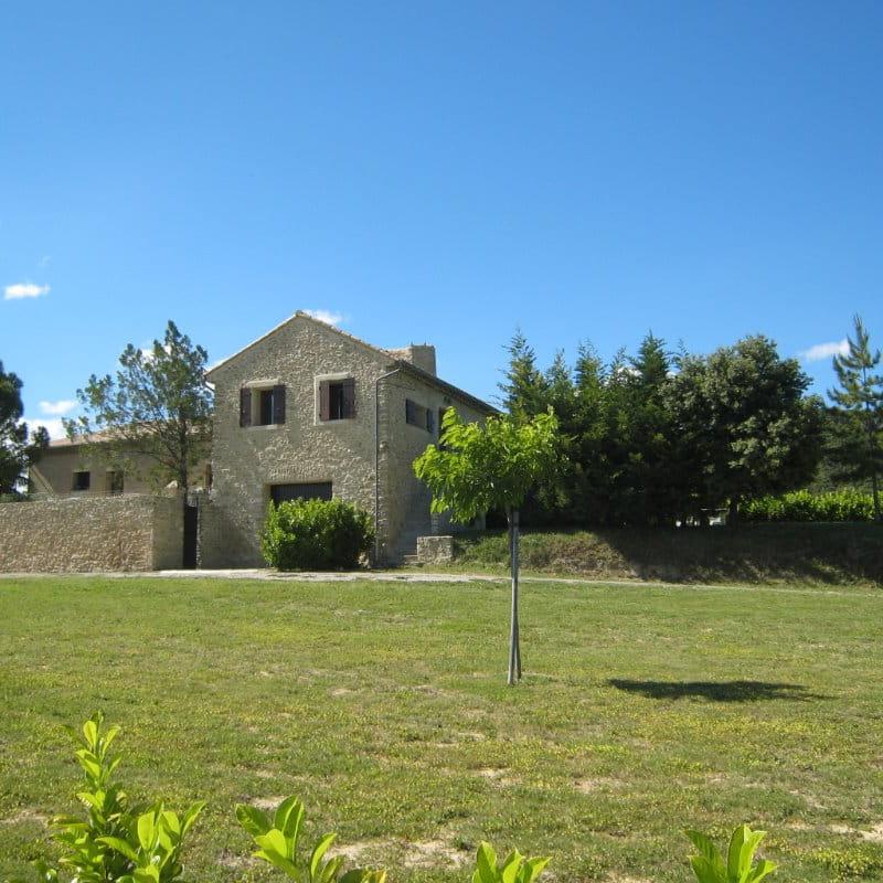 Gîte M. Pommier Andéol - Le Mas de Provence