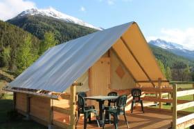 Chalet Tente du Camp hannibal