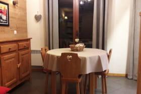 La Canneberge - Salle à manger
