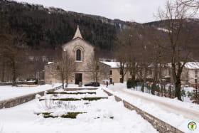 Église de Léoncel