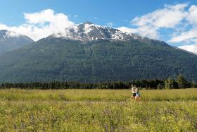 Trail avec le bureau des Guides Savoie Maurienne