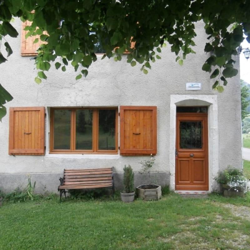 Maison pour 7/9 pers. à Lans en Vercors et 20min de Grenoble