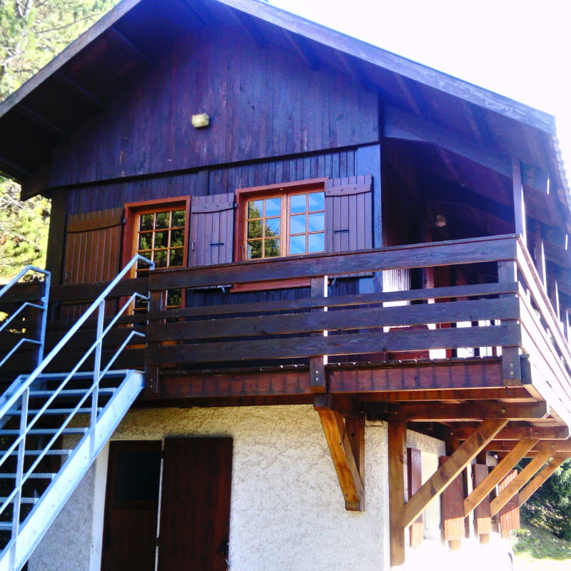 Chalet 8 pers - 1 flocon AGS Confort - BALAYE Daniel