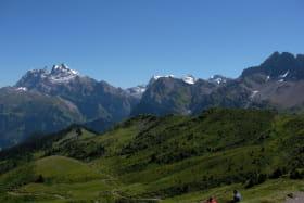 Grande Traversée des Alpes : Evian - Chamonix en liberté