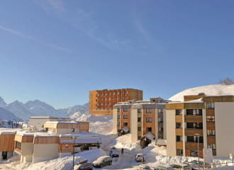 Résidence VTF Alpe d'Huez