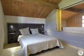 La chambre avec 1 lit 2 personnes