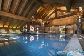 Résidence CGH Les Alpages piscine