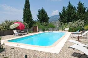 La piscine (10x5m)