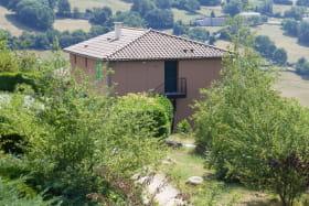 Gîte (12 personnes) à Cenves en Haut Beaujolais - Rhône.