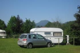 Camping de la Haute Sioule Saint Bonnet Près Orcival emplacement 2