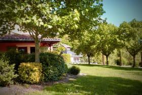 Gite le Paradis*** Pont en Royans Vercors - Gite 319100 - Bleu - Entrée du Gite