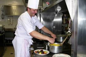 Hôtel Restaurant Les Mottets Aussois, chef Didier Montaz