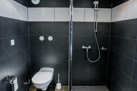 Salle de bains (wc et douche)