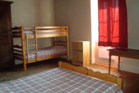 Gîte du Puits - une chambre
