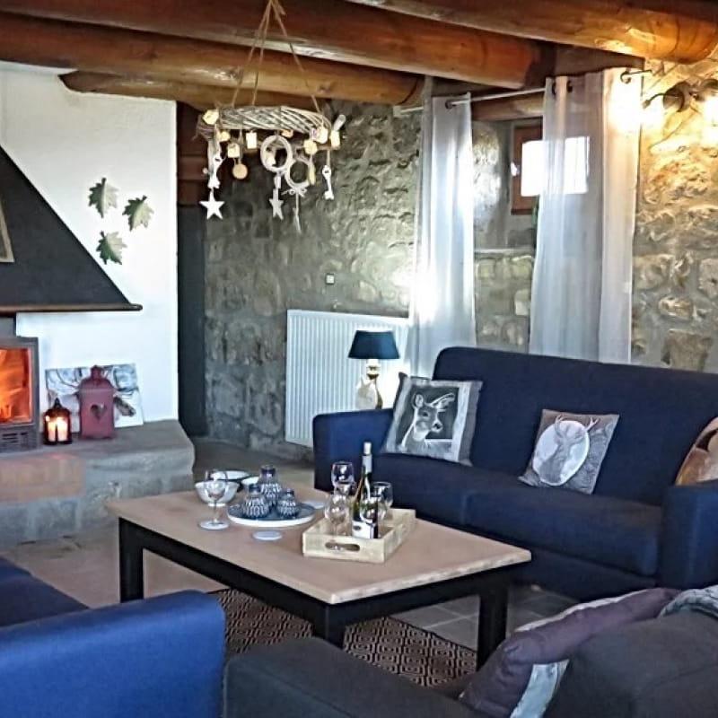 La Bâtisse aux lanternes - Ma maison authentique