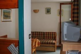 Studio en plein coeur de la station de Valfréjus pouvant accueillir jusqu'à 6 personnes.
