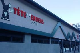 La Tête à l'Envers - Val Cenis, plaine de jeux et restauration  en intérieur