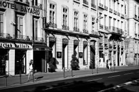 Hôtel Bayard-Bellecour - Vue extérieure