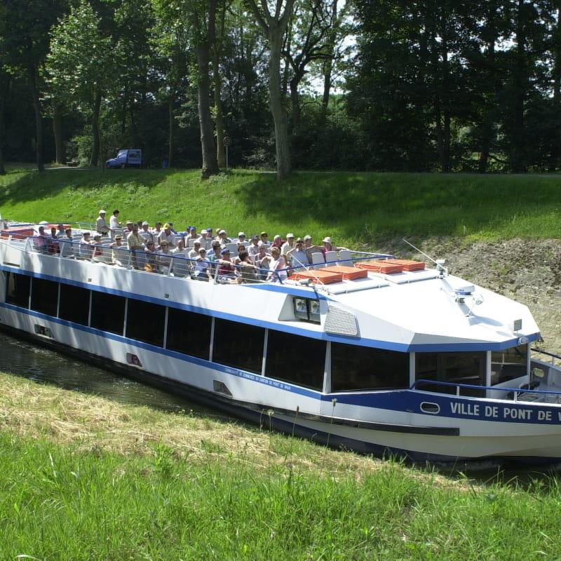 Canal de Pont-de-Vaux
