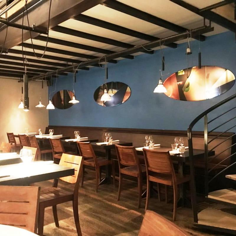 Salle - Restaurant - Alfred