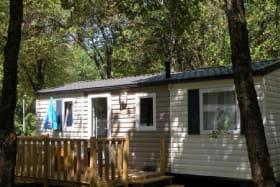 Camping les Truffières - mobil home