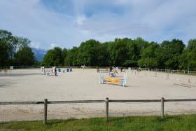 Stage poney au pied de la Chartreuse
