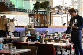 Novotel Lyon Confluence - Gourmet Bar