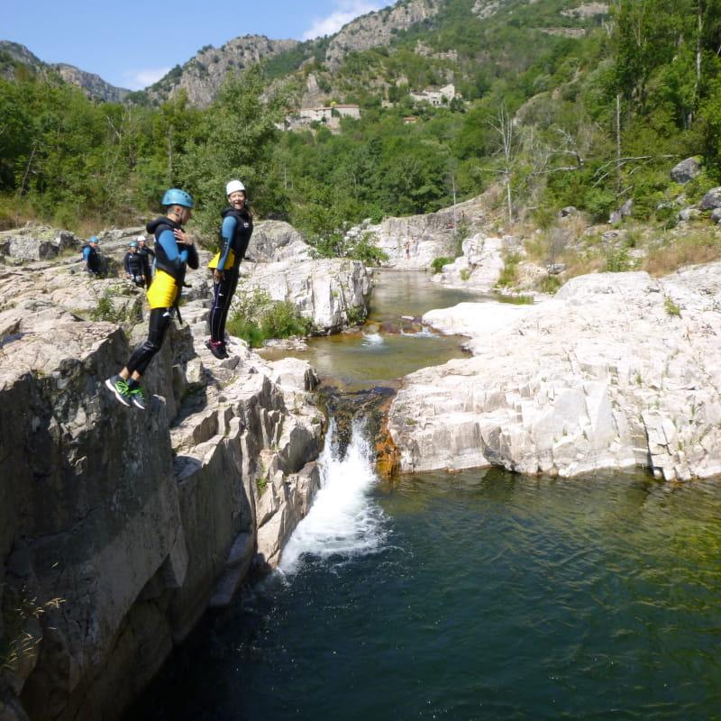 Canyon Journée famille - GECCO Aventure
