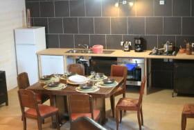 Gîte 3032 : cuisine