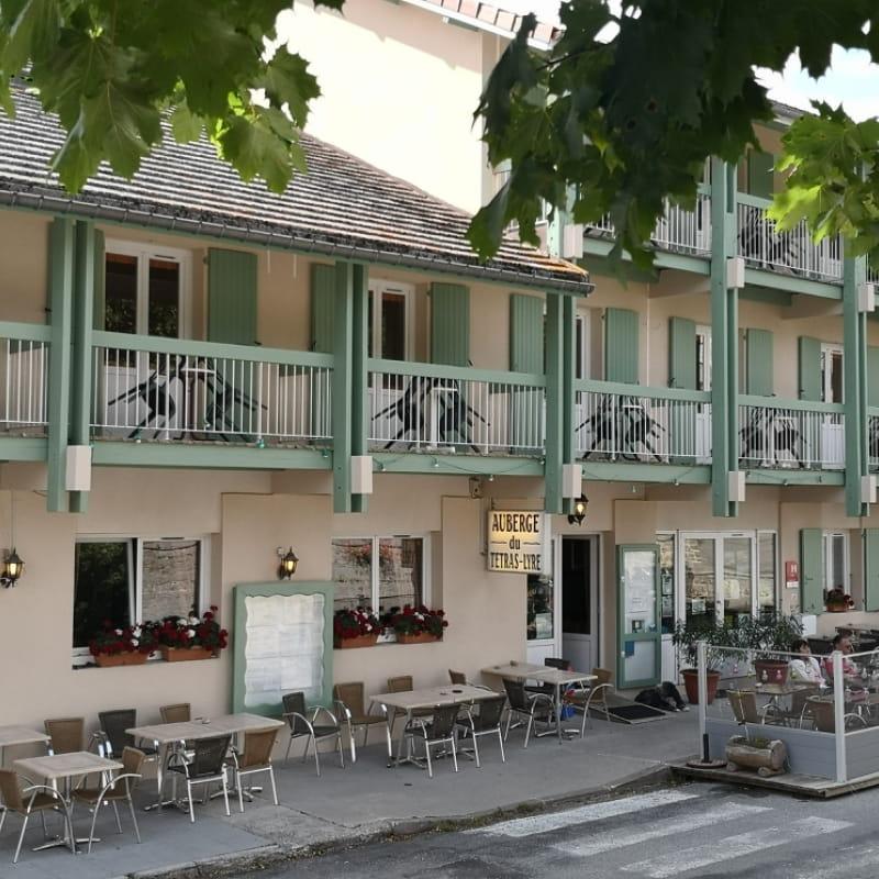 Hôtel-Restaurant Auberge du Tétras-Lyre