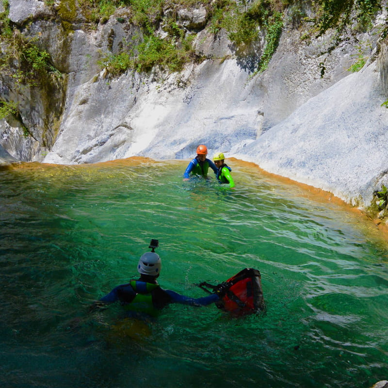 Canyon Grenoble