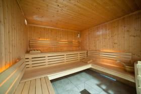 Espace bien-être sauna village vacances