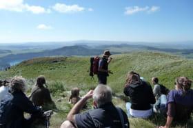 Activités d'Auvergne Randonnée Yvou