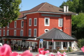 Hôtel, restaurant Reygrobellet
