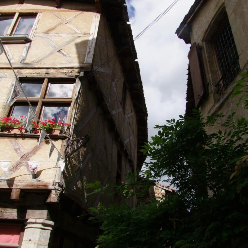 Quartier médiéval de Billom